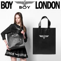 BOY LONDON Unisex Faux Fur Street Style 3WAY Other Animal Patterns