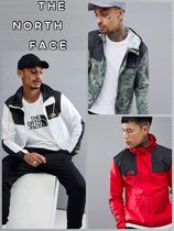 THE NORTH FACE Camouflage Street Style Plain Jackets