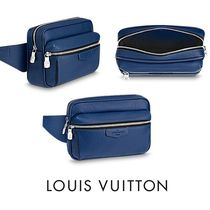 Louis Vuitton Leather Hip Packs