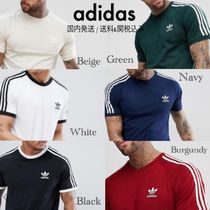 adidas Street Style Cotton Short Sleeves T-Shirts