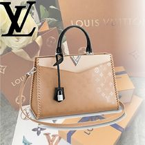 Louis Vuitton VERY ZIPPED TOTE Handbags