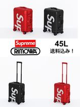 Supreme Collaboration 3-5 Days Hard Type Luggage & Travel Bags