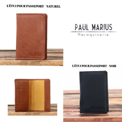 Plain Leather Wallets & Small Goods