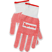 Supreme Street Style Plain Gloves