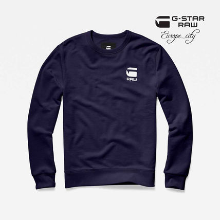 G-Star Sweatshirts Sweat Long Sleeves Sweatshirts
