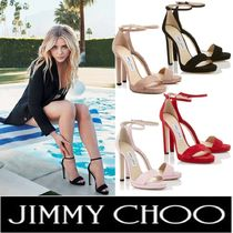 Jimmy Choo Suede Plain Pin Heels Party Style Home Party Ideas