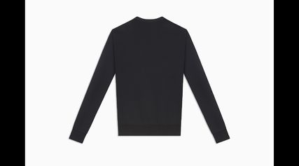 ... DIOR HOMME Sweatshirts Crew Neck Pullovers Flower Patterns Sweat Street  Style 3 ... 083578505d1
