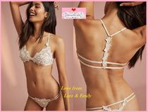 Anthropologie Flower Patterns Lingerie Sets