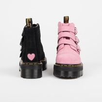 Dr Martens Heart Street Style Collaboration Party Style