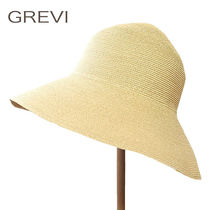GREVI Straw Hats