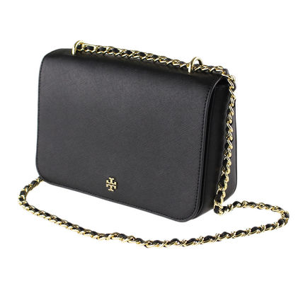 Tory Burch Shoulder Bags 2way Leather