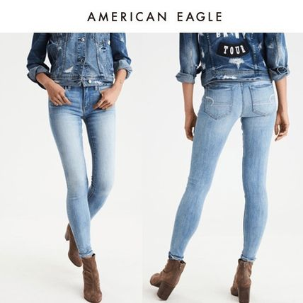 American Eagle Outfitters Denim Jeans (AFMS1DS9883A)