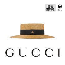 GUCCI Unisex Wide-brimmed Hats