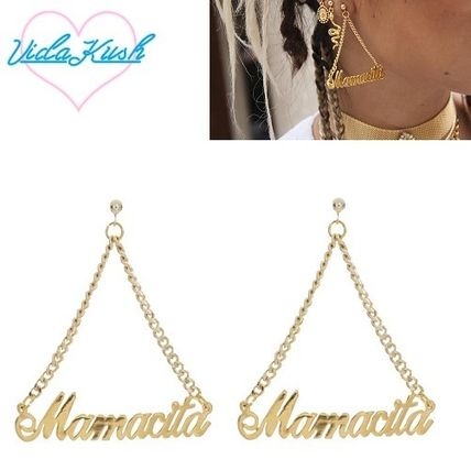 Casual Style Street Style Chain Silver Brass