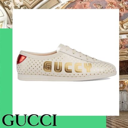 8c02587750d GUCCI 2018 SS Star Low-Top Sneakers (519718 0G270 9068) by ...