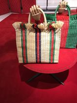 GUCCI Straw Bags