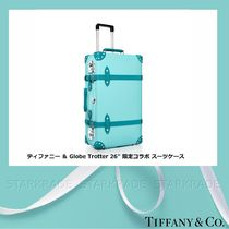 Tiffany & Co Collaboration Hard Type Luggage & Travel Bags