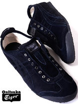 Onitsuka Tiger Unisex Street Style Low-Top Sneakers