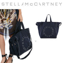 Stella McCartney Casual Style Cambus A4 2WAY Totes