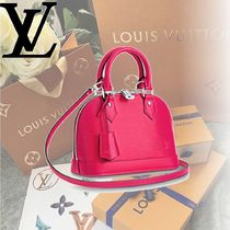 Louis Vuitton EPI Epi ALMA BB Handbags