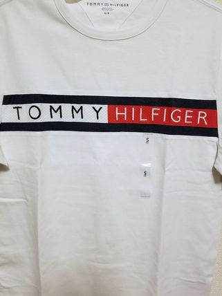 Tommy Hilfiger More T-Shirts Unisex Cotton T-Shirts 5