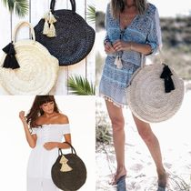 L Space Straw Bags