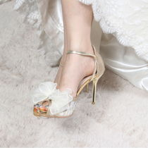 Handmade Lace Shoes