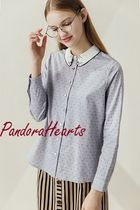 Miss Patina Long Sleeves Other Animal Patterns Shirts & Blouses