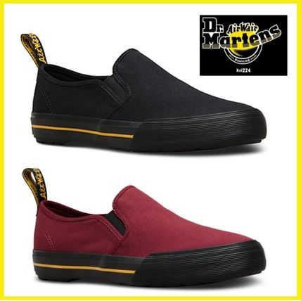 Shop Dr Martens TOOMEY Slip-On Shoes by
