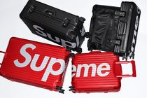 Supreme Street Style Luggage & Travel Bags