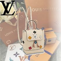 Louis Vuitton LOCKME BACKPACK MINI Backpacks
