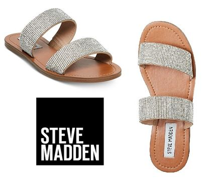 Casual Style Street Style Plain Platform & Wedge Sandals