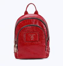 MARC JACOBS Casual Style 2WAY Leather Backpacks