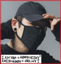 I AM NOT A HUMAN BEING Unisex Street Style Cotton Accessories