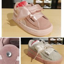 PUMA SUEDE Baby Girl Shoes