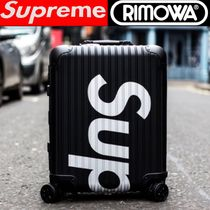 Supreme Street Style Collaboration Carry-on Luggage & Travel Bags