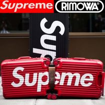 Supreme Street Style Collaboration 3-5 Days Carry-on
