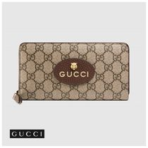 GUCCI Other Animal Patterns Leather Wallets & Small Goods