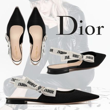49f31408043baa Christian Dior Women s Black Slip-On Shoes  Shop Online in US