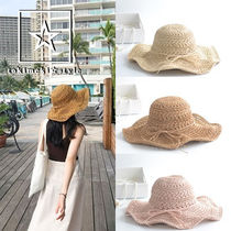 Street Style Straw Hats