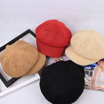 Street Style Wide-brimmed Hats