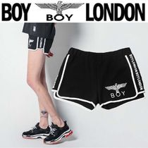 BOY LONDON Printed Pants Short Street Style Other Animal Patterns