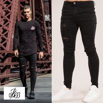 Bee Inspired Clothing Street Style Skinny Fit Jeans & Denim