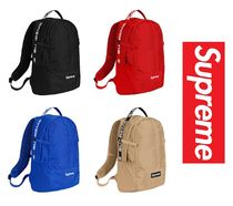 Supreme Nylon Plain Backpacks