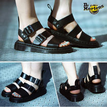 Dr Martens GRYPHON Street Style Leather Sport Sandals Sports Sandals