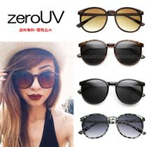 zeroUV Round Oversized Sunglasses