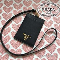 PRADA SAFFIANO LUX Card Holders
