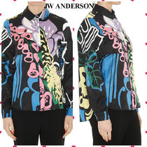 J W ANDERSON Wool Long Sleeves Shirts & Blouses
