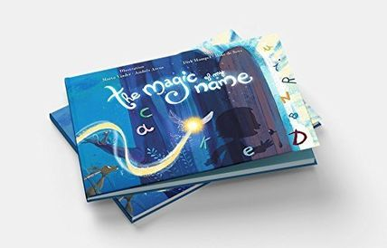 The magic of my name: Personalised children's book