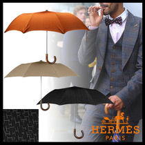 HERMES Monogram Umbrellas & Rain Goods